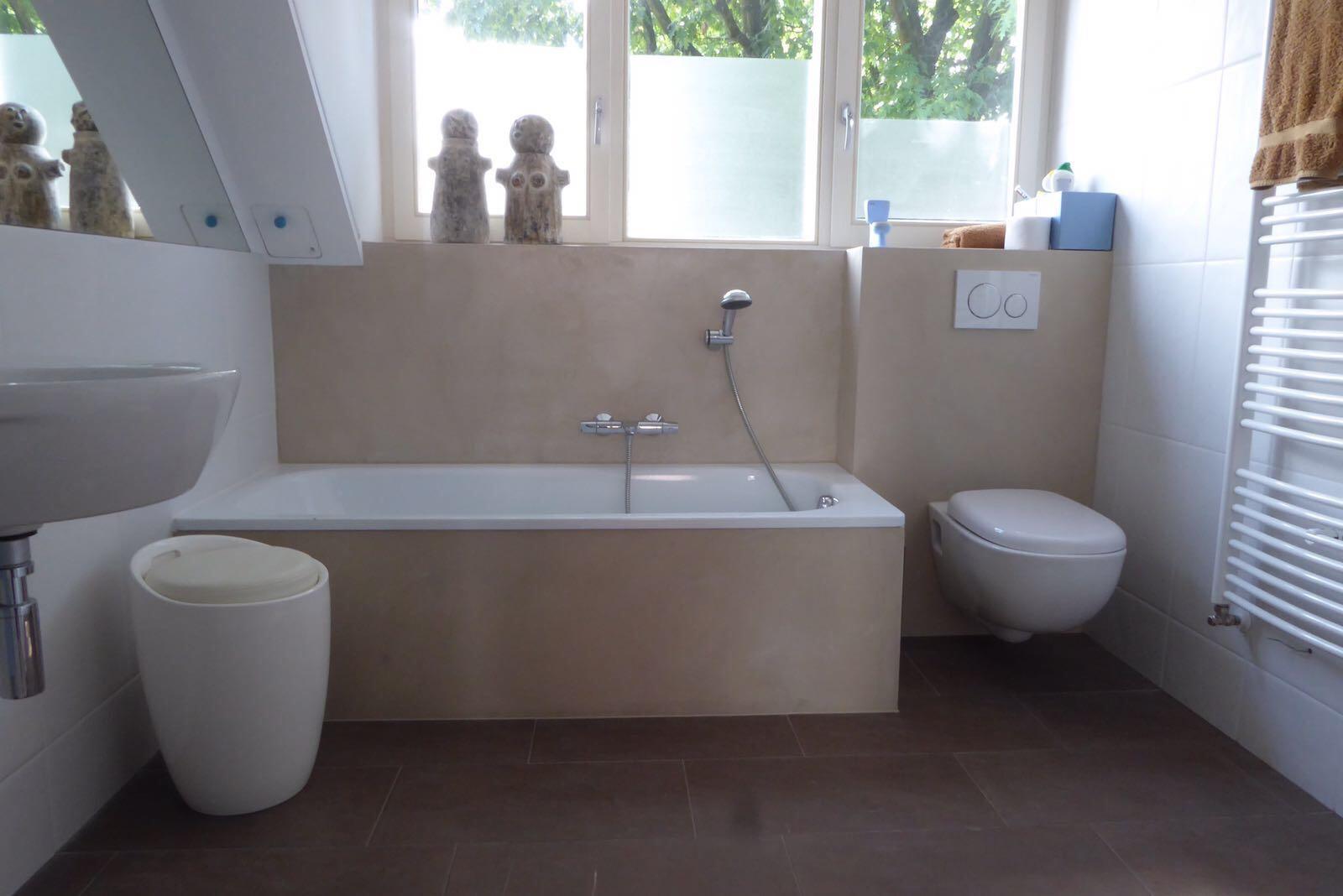 Badkamer Nijmegen Marterstraat